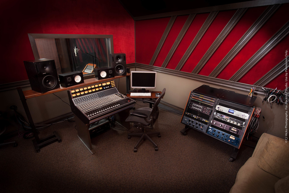 Studio H Control Room