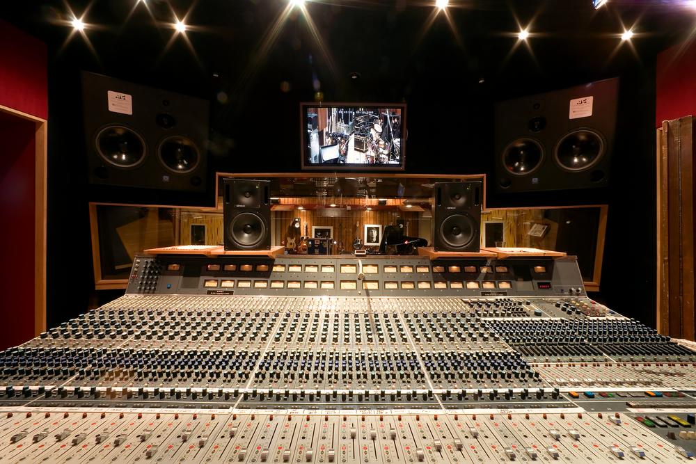 Studio A - Neve 8078