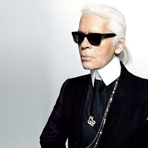 "Thank you for making black and white so colorful.  You are an inspiration to ALL. ""What I like about photographs is that they capture a moment that's gone forever, impossible to reproduce. ""-#Karl Lagerfeld  You'll definitely be impossible to reproduce,  but we are thankful that you left us with so much to remember you forever. #rip"