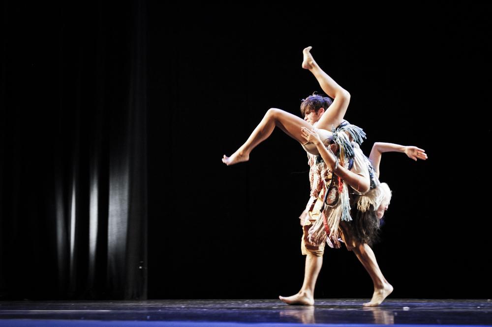 the wheel  |hysterica dance co.    hoto: denise leitner