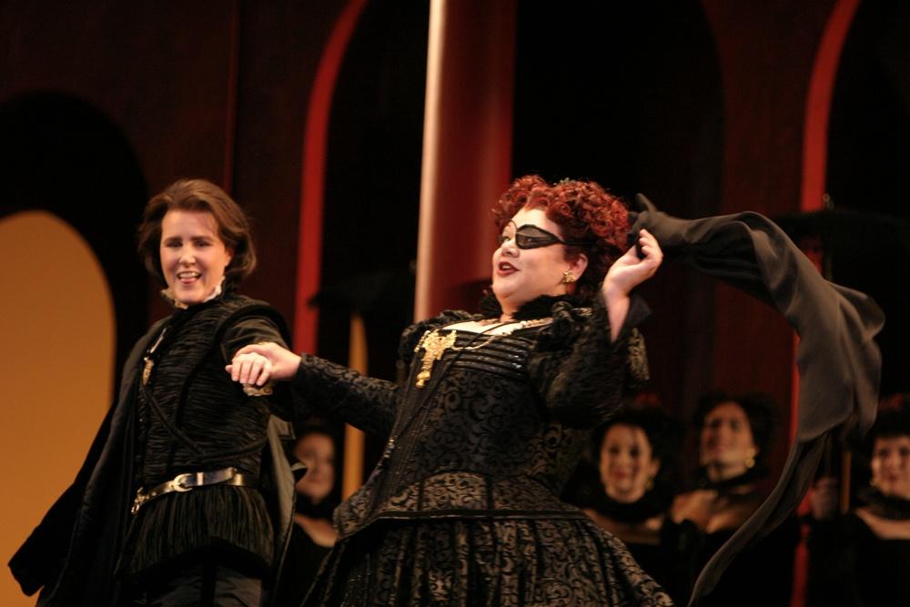 Don Carlo  | LA Opera    photo: Robert Millard