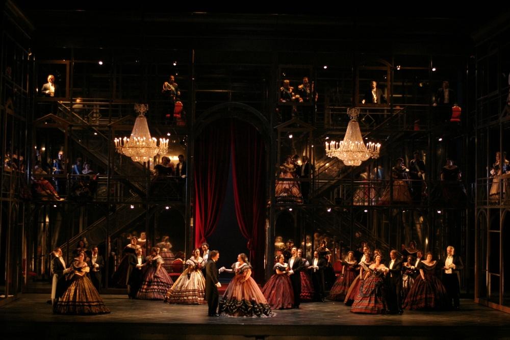 romeo et juliette  | la opera    hoto: robert millard