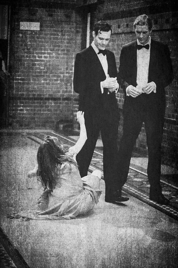 laura marling  secret cinema    creative consultant  choreographer    photo:David Wickham Photography