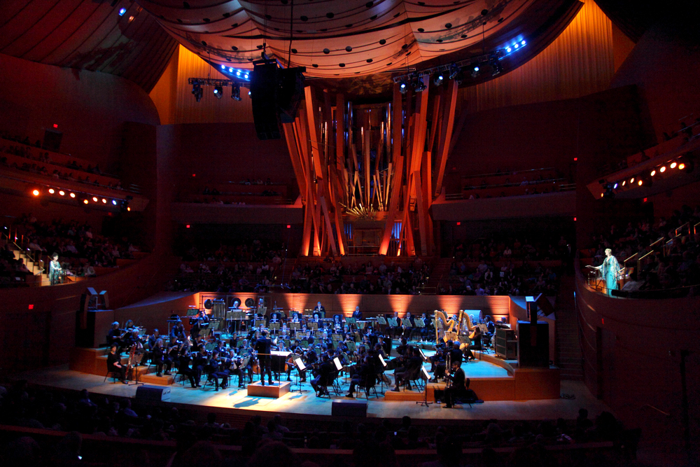 Wing on Wing  | Toyota Symphonies for Youth | LA Phil | Disney Hall