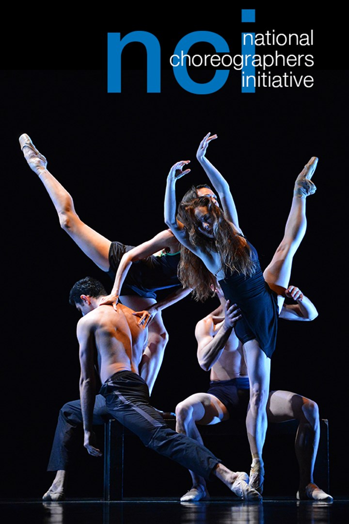 national choreographer's initiative | irvine barclay theatre