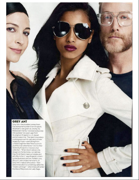 grant and natalie in VOGUE, November issue