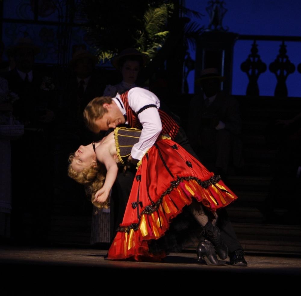 a rondine  | la opera    photo: robert millard