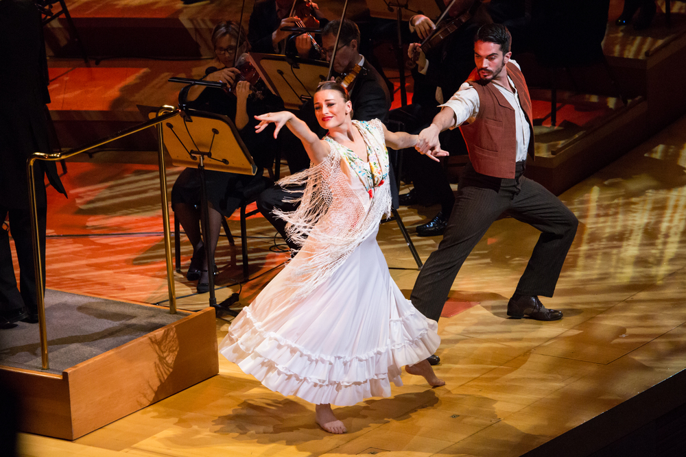 Bolero  | Toyota Symphonies for Youth | LA Phil | Disney Hall    photo: Paul Cressey
