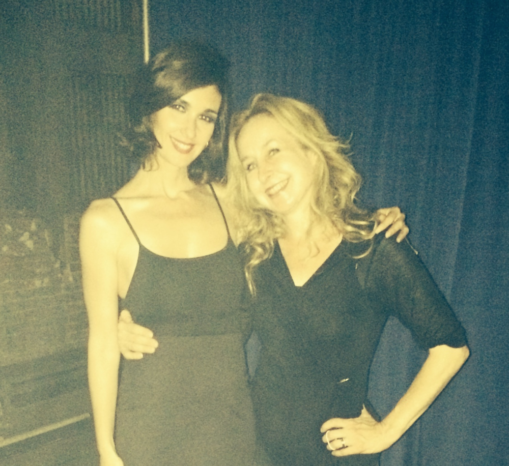 with the beautiful paz vega      beautiful and twisted  | lifetime