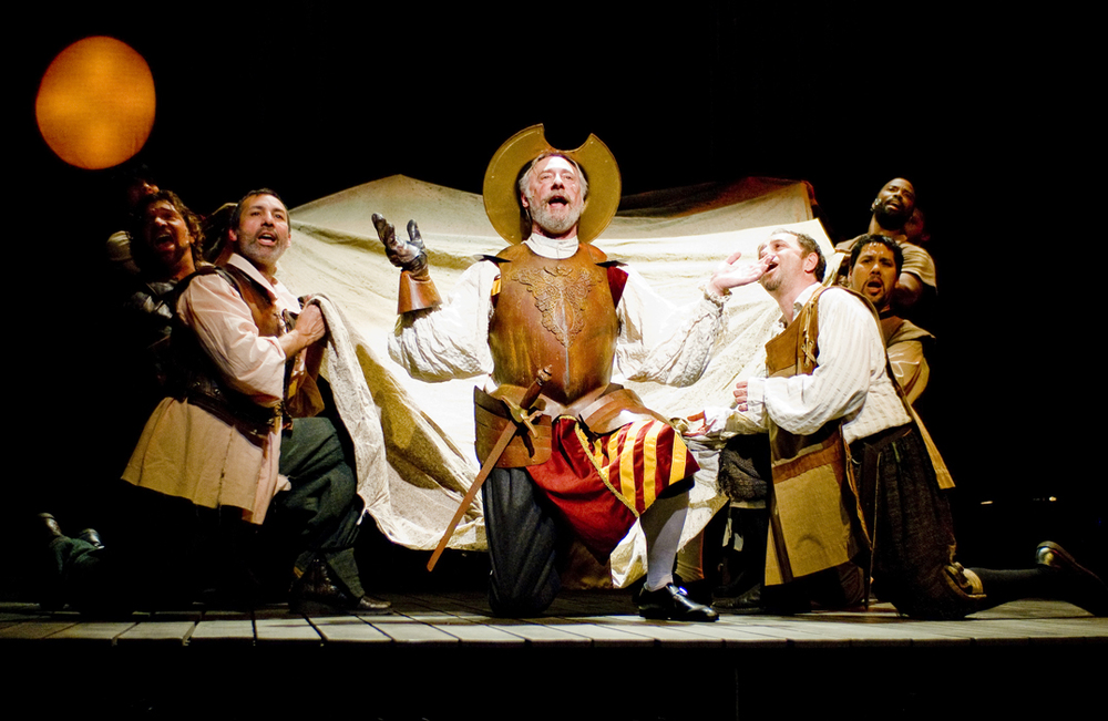 man of la mancha  | reprise theatre company