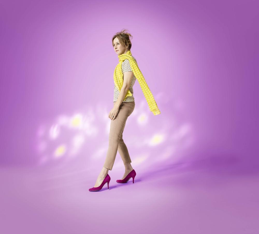 Uniqlo |  Color Bottoms  campaign