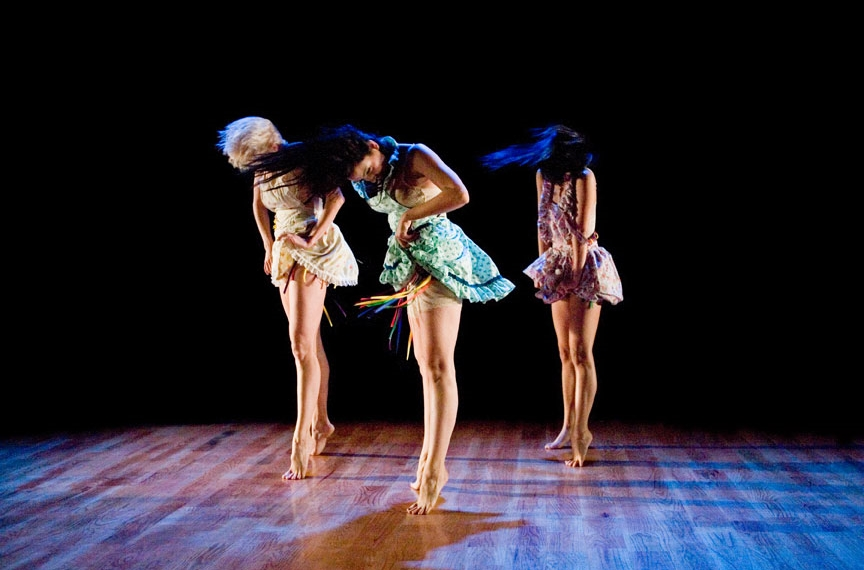little sparrow  | hysterica dance co.    photo: yi-chun wu