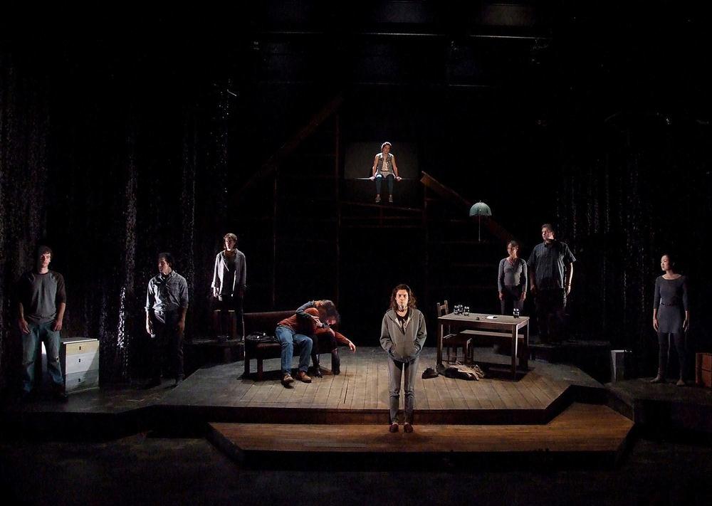 Colony Collapse  | Theatre @ Boston Court    photo: Ed Krieger