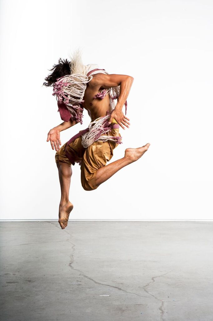 dancer= marlon pelayo   design= lara schnitger  photo=diana koenigsberg