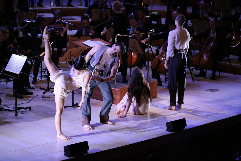 Britten  | Toyota Symphonies for Youth | LA Phil | Disney Hall    photo: Craig Matthews