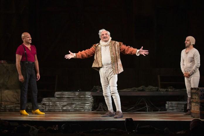 The Fantasticks  | Pasadena Playhouse    photo: Jim Cox