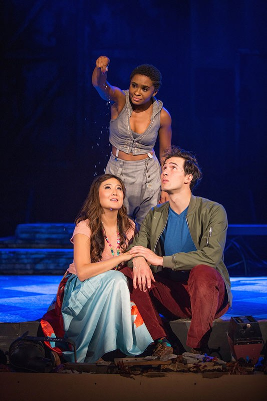 the     fantasticks  | pasadena playhouse    photo: jim cox
