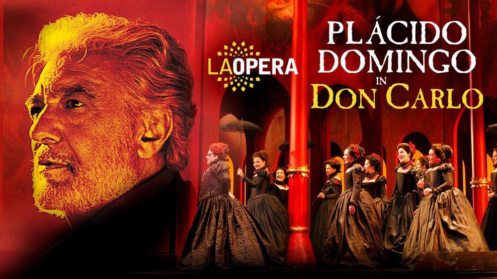 Don Carlo  | LA Opera