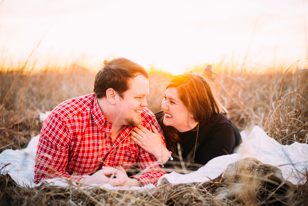 Kim and Kyle Engagement 2016