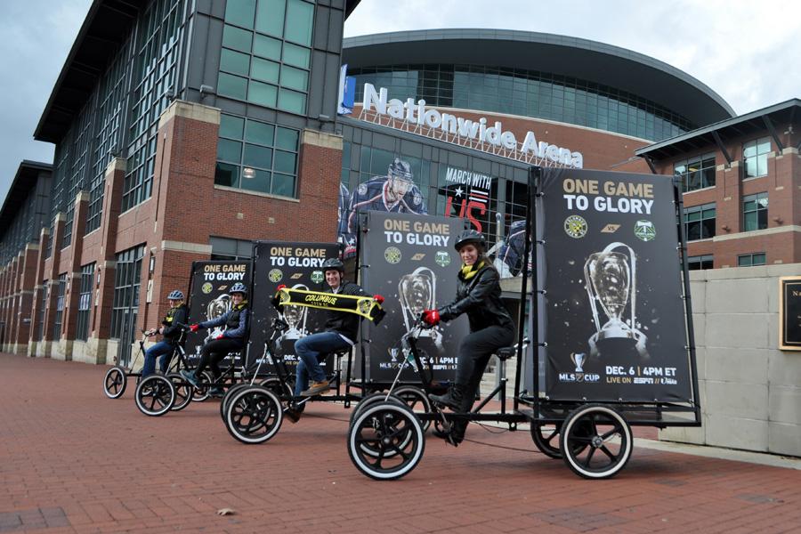 Bike Advertising