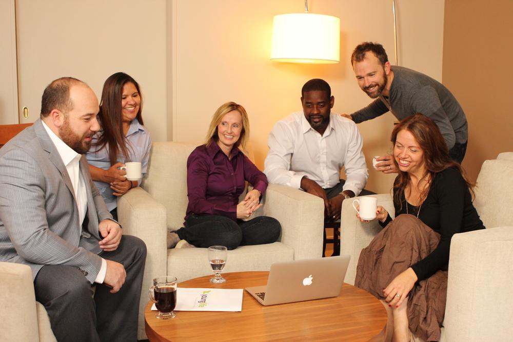 Corporate Teamwork Photography 4