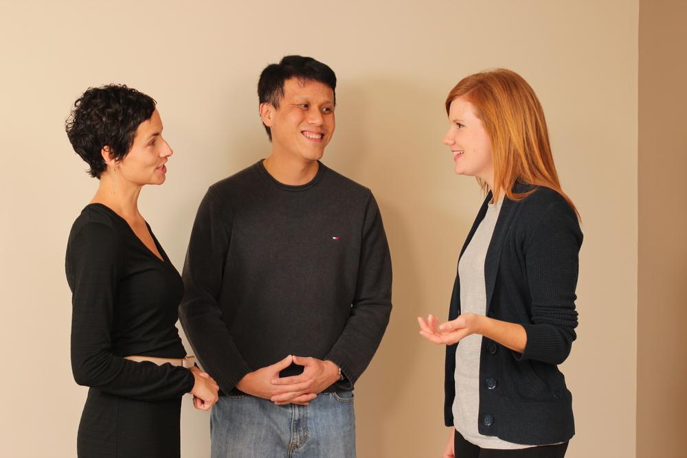 Corporate teamwork photography 3