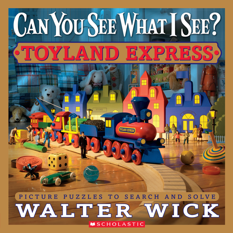 can you see what i see book gallery walter wick studio