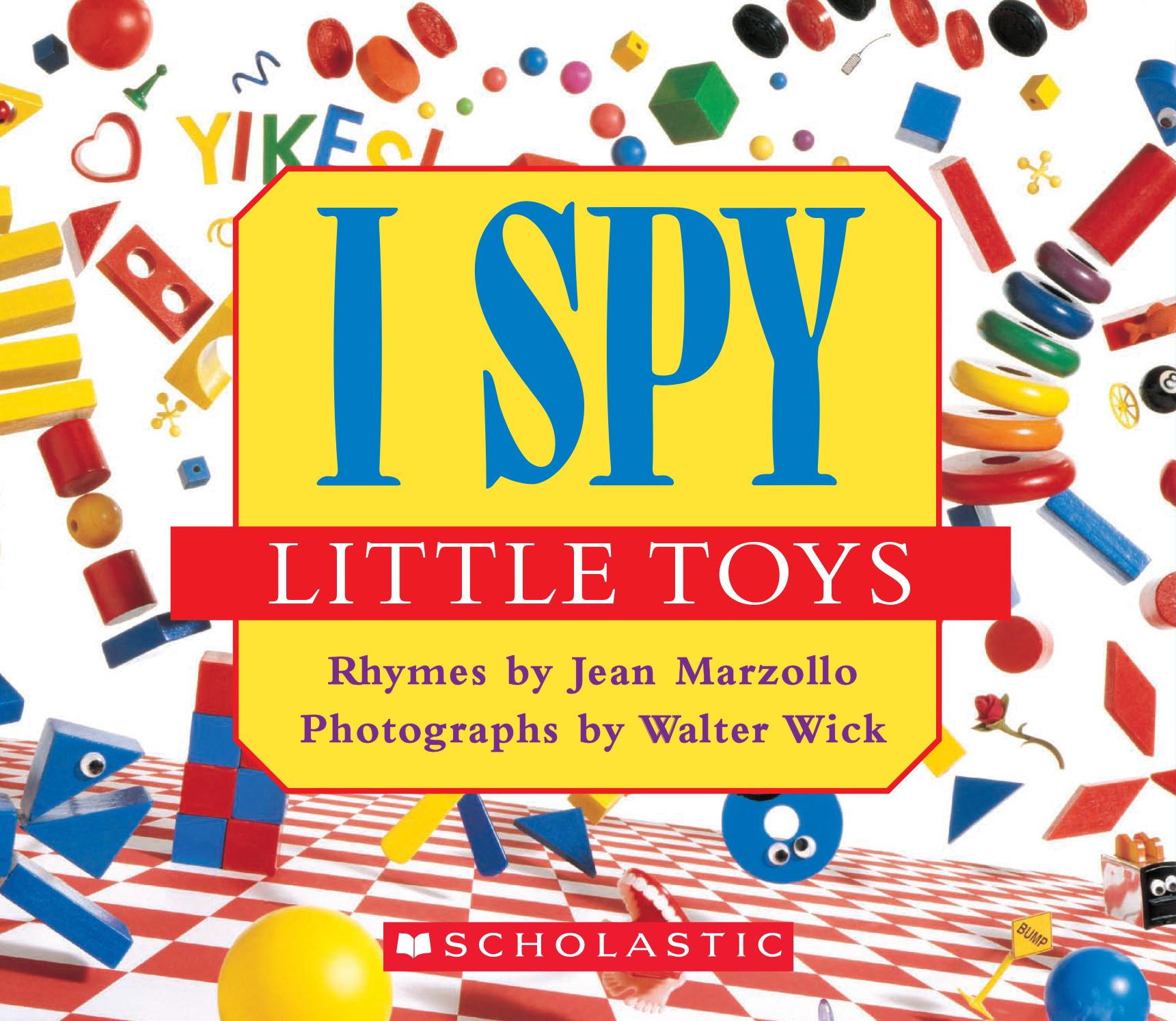 I Spy Board Books Book Gallery — Walter Wick Studio