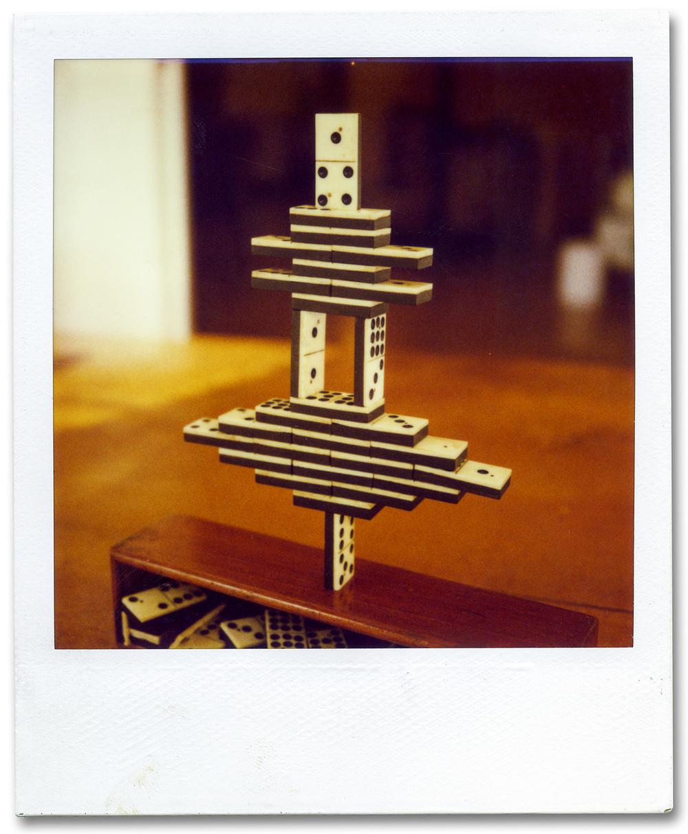 SX-70 Polaroid, ©1988 Walter Wick