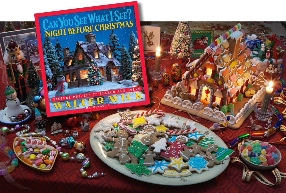 The Night Before Christmas Books
