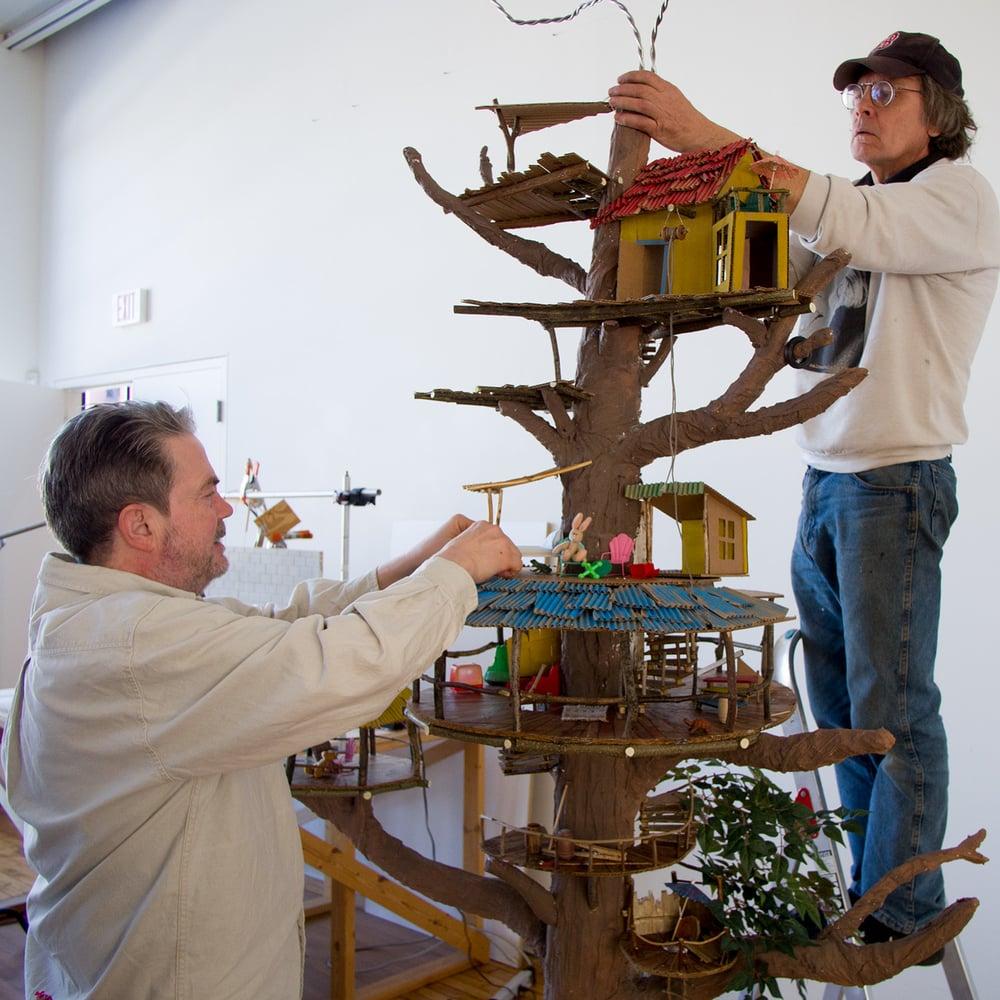 Bts Hey Seymour Tree House Walter Wick Studio