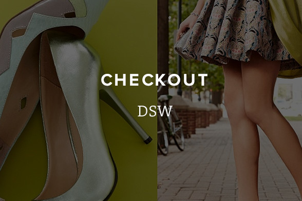 DSW Checkout
