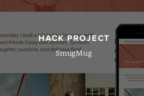 SmugMug Hack