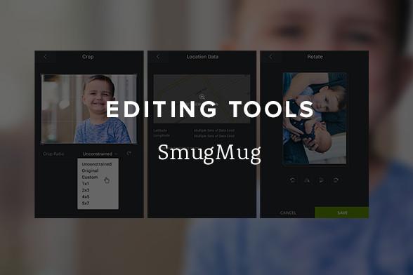 SmugMug Editor