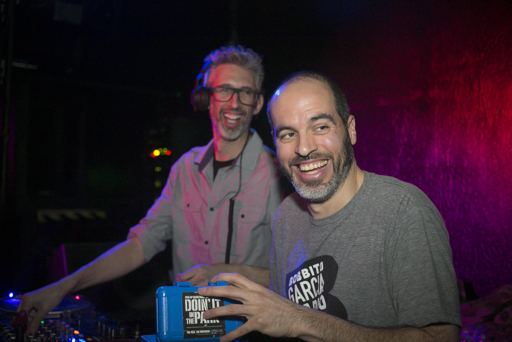 """""""Stretch and Bobbito are coming back like fingerwaves""""- Fran Boogie"""