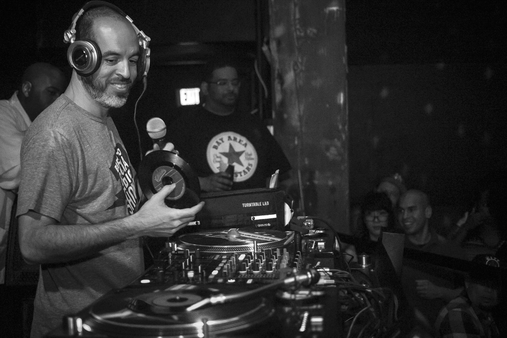 Bobbito is a vinyl only guy still to this day...
