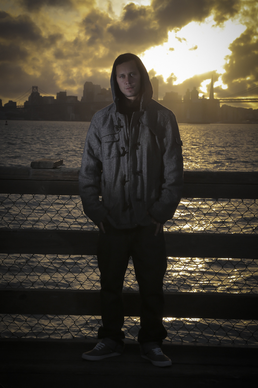 This last one is an out take of their homey who I made stand in for a lighting test. I kinda dig it.