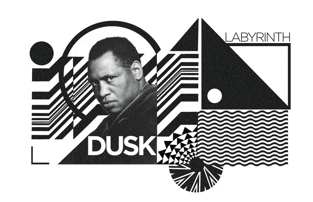 """""""Dusk Labyrinth"""" A Tribute to Paul Robeson"""