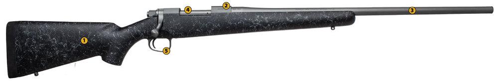 M48 Trophy Grade Rifle