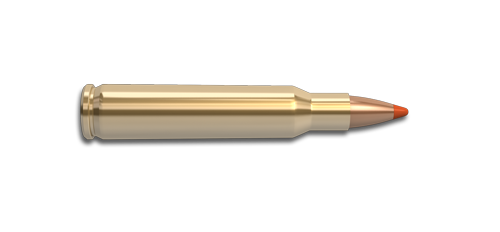 NoslerCustom 222 Rem Mag Ammunition Cartridge