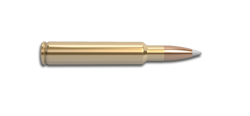 NoslerCustom 280 Ack Imp Ammunition Cartridge