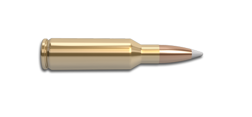 NoslerCustom 7mm SAUM Ammunition Cartridge