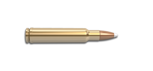 NoslerCustom 300 Wby Mag Ammunition Cartridge