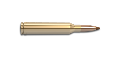 NoslerCustom 264 Win Mag Ammunition Cartridge