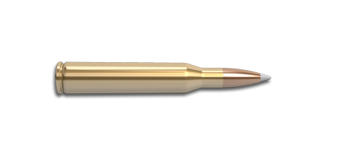 NoslerCustom 25-06 Rem Ammunition Cartridge