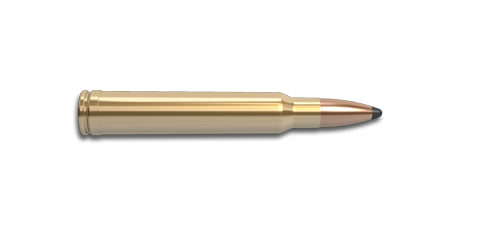 NoslerCustom 8mm Rem Mag Ammunition Cartridge