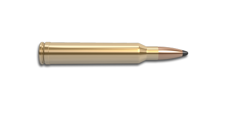 NoslerCustom 7mm STW Ammunition Cartridge