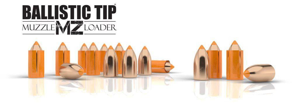 Ballistic Tip Muzzle Loader