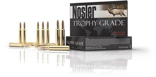 Trophy Grade Ammunition Display Box