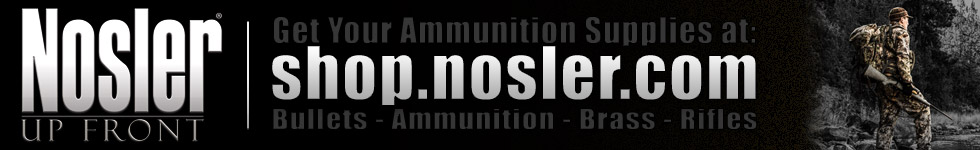Shop for Nosler Products